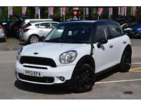 2013 MINI Countryman 2.0 Cooper S D 5 door Diesel Hatchback