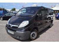 2010 Vauxhall Vivaro 2.0CDTI [90PS] Combi 2.9t Diesel Van