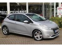 2013 Peugeot 208 1.4 VTi Active 3 door Petrol Hatchback