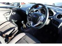 2011 Ford Fiesta 1.25 Zetec 5 door [82] Petrol Hatchback