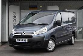 2015 Citroen Dispatch 1200 2.0 HDi 125 H1 Van Enterprise Diesel