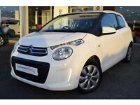 2015 Citroen C1 1.0 VTi Feel 3 door Petrol Hatchback