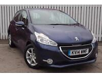 2014 Peugeot 208 1.4 HDi Active 5 door Diesel Hatchback
