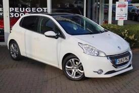 2013 Peugeot 208 1.6 VTi Allure 5 door Petrol Hatchback