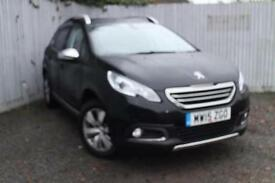 2015 Peugeot 2008 1.2 PureTech Allure 5 door Petrol Estate
