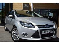 2014 Ford Focus 1.0 EcoBoost Zetec 5 door Petrol Hatchback