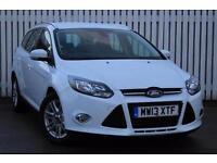 2013 Ford Focus 1.6 125 Titanium 5 door Powershift Petrol Estate