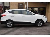 2013 Hyundai ix35 2.0 CRDi SE Nav 5 door Auto Diesel Estate