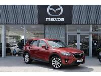 2013 Mazda CX-5 2.2d Sport Nav 5 door Diesel Estate