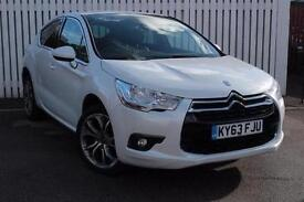 2013 Citroen DS4 2.0 HDi [135] DStyle 5 door Diesel Hatchback