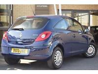 2013 Vauxhall Corsa 1.0 ecoFLEX S 3 door Petrol Hatchback