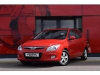 2008 Hyundai i30 1.4 Comfort 5 door Petrol Hatchback