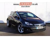 2016 Vauxhall Astra GTC 1.6 CDTi 16V ecoFLEX 136 SRi 3 door Diesel COUPE