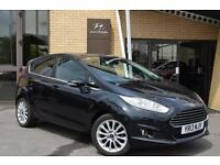 2013 Ford Fiesta 1.6 Titanium X 5 door Powershift Petrol Hatchback