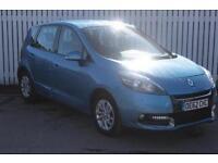 2012 Renault Scenic 1.5 dCi Dynamique TomTom 5 door Diesel Estate