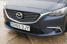 2015 Mazda 6 2.2d [175] Sport Nav 5 door Diesel Estate