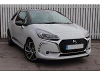2016 Citroen DS3 1.6 BlueHDi Prestige 3 door Diesel Hatchback
