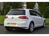 2014 Volkswagen Golf 2.0 TDI GT 5 door Diesel Hatchback