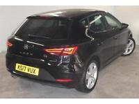 2017 SEAT Leon 2.0 TDI 150 FR Technology 5 door Diesel Hatchback