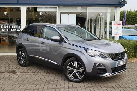 2017 peugeot 3008 1 6 bluehdi 120 allure 5 door diesel estate in aylesbury buckinghamshire. Black Bedroom Furniture Sets. Home Design Ideas
