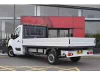2017 Vauxhall Movano 2.3 CDTI H1 Dropside 130ps Diesel