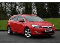 2011 Vauxhall Astra 1.7 CDTi 16V ecoFLEX SRi [125] 5 door Diesel Estate