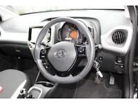 2016 Toyota AYGO 1.0 VVT-i X-Play 5 door x-shift Petrol Hatchback