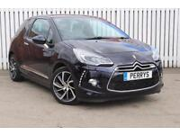 2015 Citroen DS3 1.6 BlueHDi 1955 3 door Diesel Hatchback