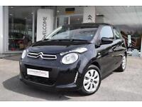 2017 Citroen C1 1.2 PureTech Feel 3 door Petrol Hatchback
