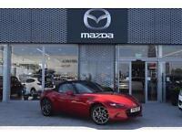 2016 Mazda MX-5 2.0 Sport Nav 2 door Petrol Convertible