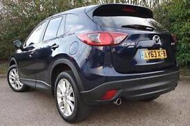 2013 Mazda CX-5 2.2d [175] Sport Nav 5 door AWD Diesel Estate
