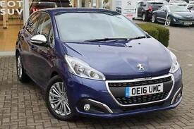 2016 Peugeot 208 1.6 BlueHDi Allure 5 door Diesel Hatchback