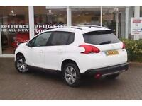 2014 Peugeot 2008 1.6 VTi Allure 5 door Auto Petrol Estate