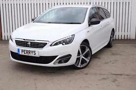 2016 Peugeot 308 SW 2.0 BlueHDi 150 GT Line 5 door EAT6 Diesel Estate