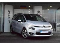 2014 Citroen C4 Grand Picasso 1.6 e-HDi 115 Airdream Exclusive+ 5 door Diesel Es