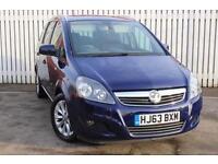 2013 Vauxhall Zafira 1.7 CDTi ecoFLEX Design [125] 5 door Diesel People Carrier