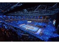 Nitto ATP Finals 2017 (Sunday final) 1 ticket in best block 111, O2