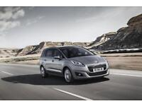 2016 Peugeot 5008 1.2 Puretech Active 5 door Petrol People Carrier