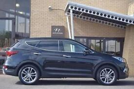 2017 Hyundai Santa FE 2.2 CRDi Blue Drive Premium SE 5 door [7 Seats] Diesel Est