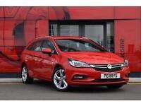 2017 Vauxhall Astra 1.6 CDTi 16V SRi Nav 5 door Diesel Estate