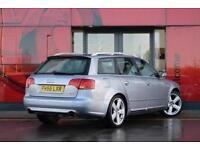 2006 Audi A4 2.0T FSI S Line 5 door Multitronic Petrol Estate