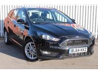 2015 Ford Focus 1.0 EcoBoost Zetec 5 door Petrol Estate