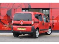 2009 Fiat Qubo 1.4 8V Active 5 door Petrol Estate