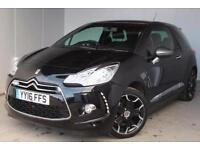 2016 Citroen DS3 1.6 BlueHDi 120 DStyle 3 door Diesel Hatchback