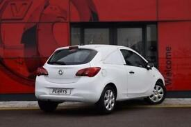 2017 Vauxhall Corsavan 1.3 CDTi 16V 95ps eFLEX Van Easytronic Start/Stop Diesel
