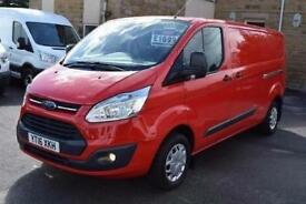 2016 Ford Transit Custom 2.2 TDCi 125ps Low Roof Trend Van Diesel