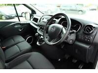 2016 Vauxhall Vivaro 2900 1.6CDTI 115PS Sportive H1 Van Diesel