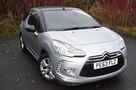 2013 Citroen DS3 1.6 e-HDi Airdream DStyle 2 door Diesel Convertible
