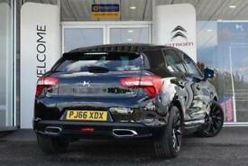 2017 Citroen DS5 2.0 BlueHDi 180 Performance Line 5 door EAT6 Diesel Hatchback