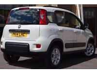 2014 Fiat Panda 0.9 TwinAir [85] Trekking 5 door Petrol Hatchback